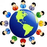 видео конференции в разных странах